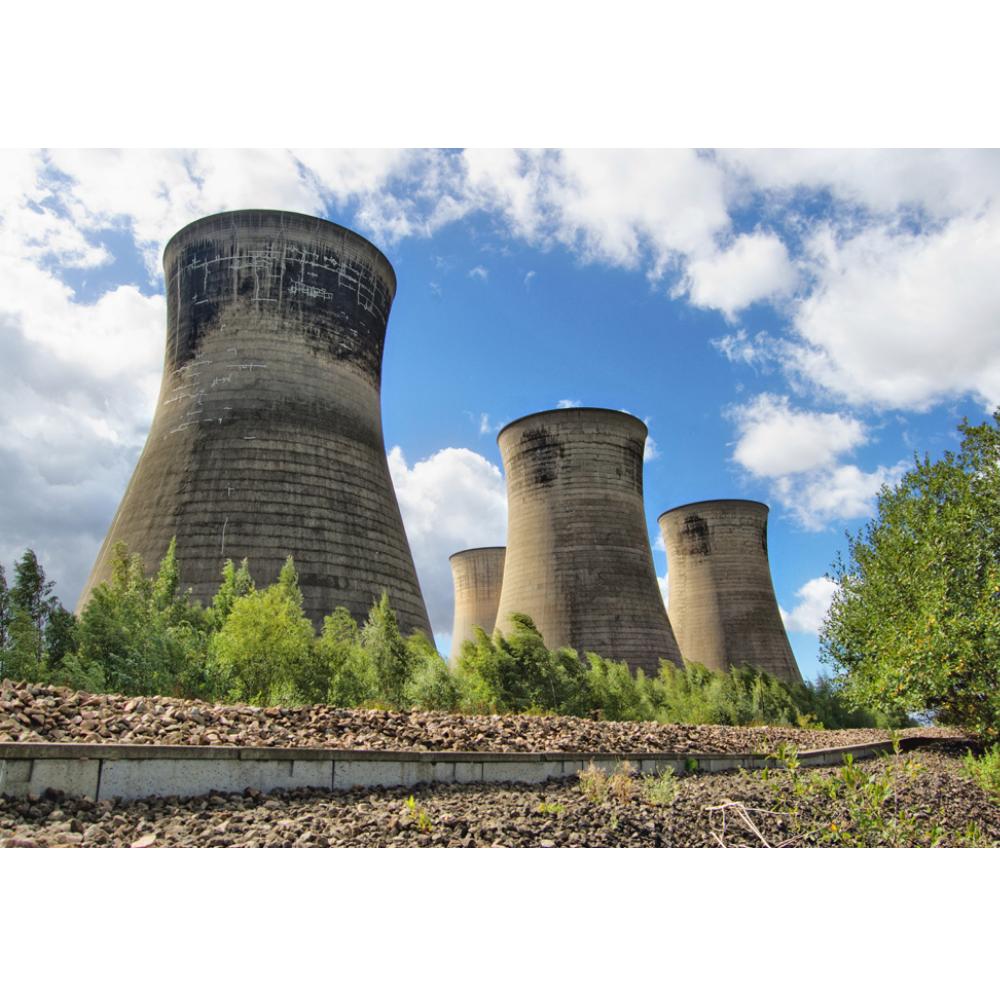 معرفی انواع نیروگاه برق